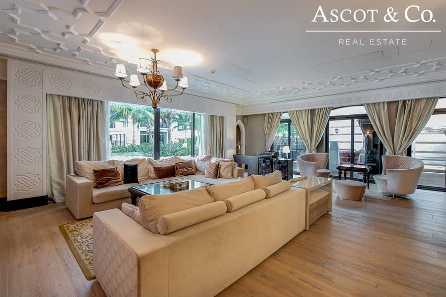 2 Exclusive   Furnished Royal Lagoon Villa