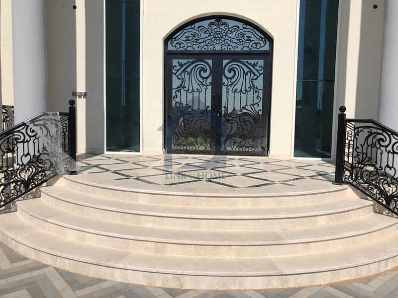 Brand New Villa In Shakhbout City 7 Bedrooms
