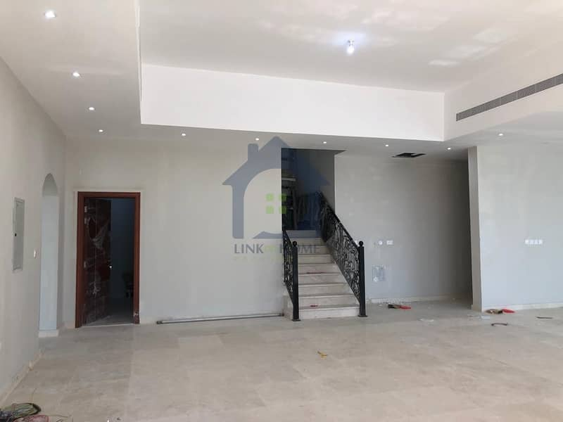 2 Brand New Villa In Shakhbout City 7 Bedrooms