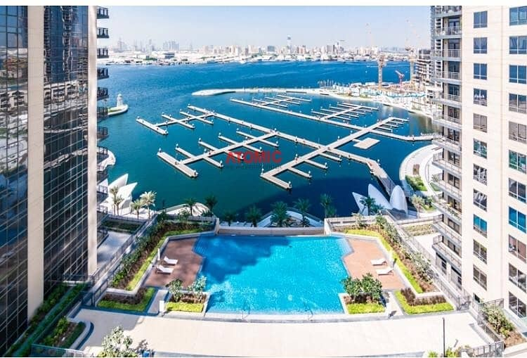 25 STUNNING THREE BEDROOM IN DUBAI CREEK HARBOUR c/2