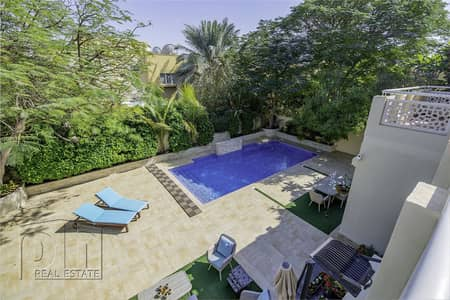 فیلا 5 غرف نوم للبيع في السهول، دبي - Exclusive | Upgraded | Private Pool | VOT