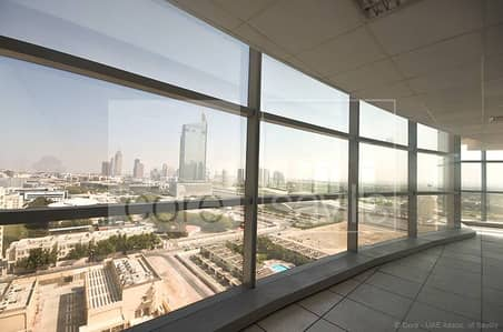 Fully fitted office with 1-year free DEWA