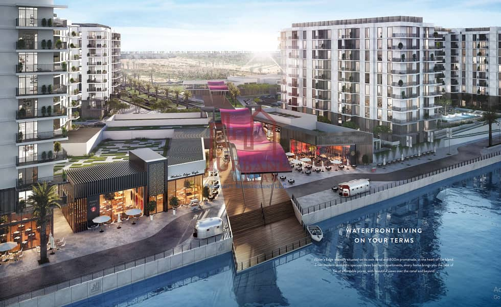 PERFECT INVESTMENT  in Yas Island