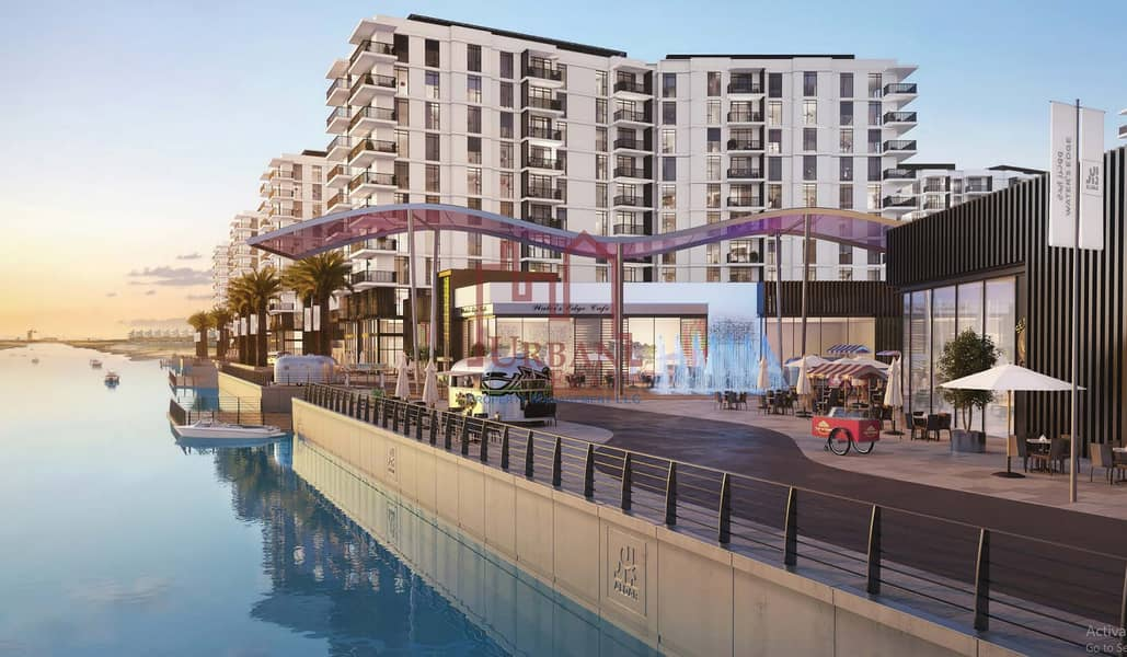 2 PERFECT INVESTMENT  in Yas Island