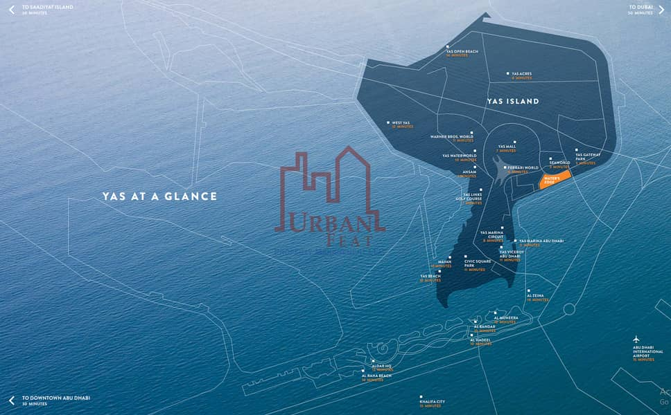 8 PERFECT INVESTMENT  in Yas Island