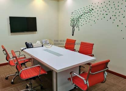مکتب  للايجار في شارع الشيخ زايد، دبي - Sheikh Zayed Road | Fully Furnished Offices | Metro Access