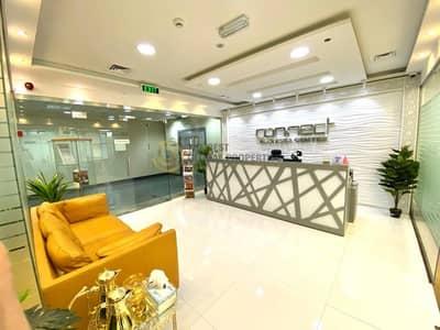مکتب  للايجار في شارع الشيخ زايد، دبي - Furnished Offices | Sheikh Zayed Road | Near Metro