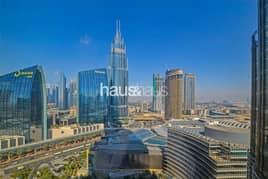 Burj Khalifa | 1 Bed + Study (1D) | 1 Lift access