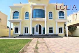 Huge Size 4BR+Maids Room Villa / Private Garden