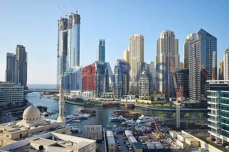 2 Bedroom Flat for Sale in Dubai Marina, Dubai - Marina View Fully Furnished 2Br Ready to Move in