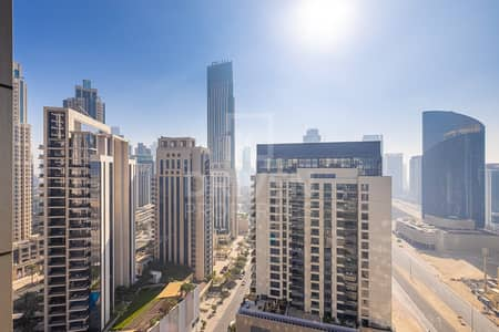 1 Bedroom Flat for Rent in Downtown Dubai, Dubai - Amazing View | Chiller Free | High Floor