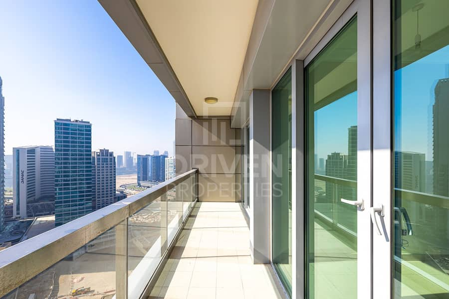 2 Amazing View | Chiller Free | High Floor