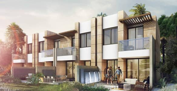 3 BR Luxury Villa's from AED 999