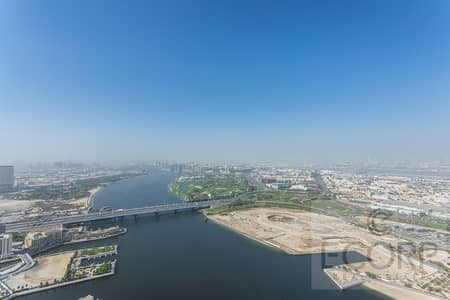 4 Bedroom Flat for Sale in Culture Village, Dubai - Creek View | Fully Furnished | Premium 4BR+M