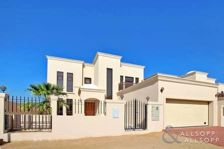 4 Bedroom Villa for Sale in Jumeirah Park, Dubai - Exclusive | Unique 4 Bed Villa | Single Row