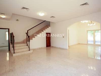 5 Bedroom Villa for Rent in The Villa, Dubai - Vacant | A2 Villa | 5 Bed w Pool in Quiet Location