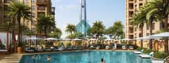 7 Full Burj Khalifa View | High Floor | 10% Booking | VIP