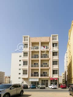 Large area apartment with balcony for annual rent at an excellent price