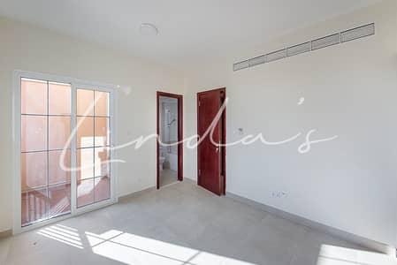 تاون هاوس 2 غرفة نوم للايجار في المرابع العربية، دبي - REDUCED | Upgraded Single Row Type 4M with Study