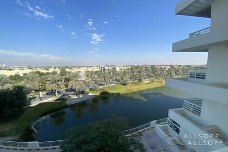 3 Bedroom Flat for Rent in Jumeirah Heights, Dubai - 3 Beds Duplex | Lake View | Available Now