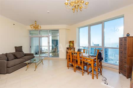3 Bedroom Apartment for Sale in Dubai Marina, Dubai - Great Views / Top Floor / Well Priced / Chiller Free