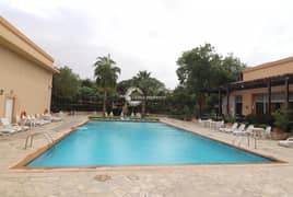Near to Pool And Park With Free Maintenance