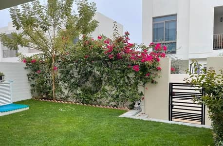 3 Bedroom Townhouse for Rent in Town Square, Dubai - LANDSCAPED | CALM AND QUIET | 3 BEDROOM + MAID