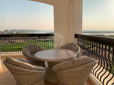 3 Bedroom Flat for Sale in Yas Island, Abu Dhabi - Golf course views |The view of your dream