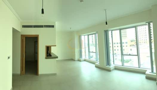 شقة 1 غرفة نوم للايجار في دبي مارينا، دبي - Partial Sea and Pool Views! 1BR Marina Promenade