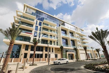 1 Bedroom Flat for Rent in Saadiyat Island, Abu Dhabi - An Exclusive Loft Apartment with Full Sea View