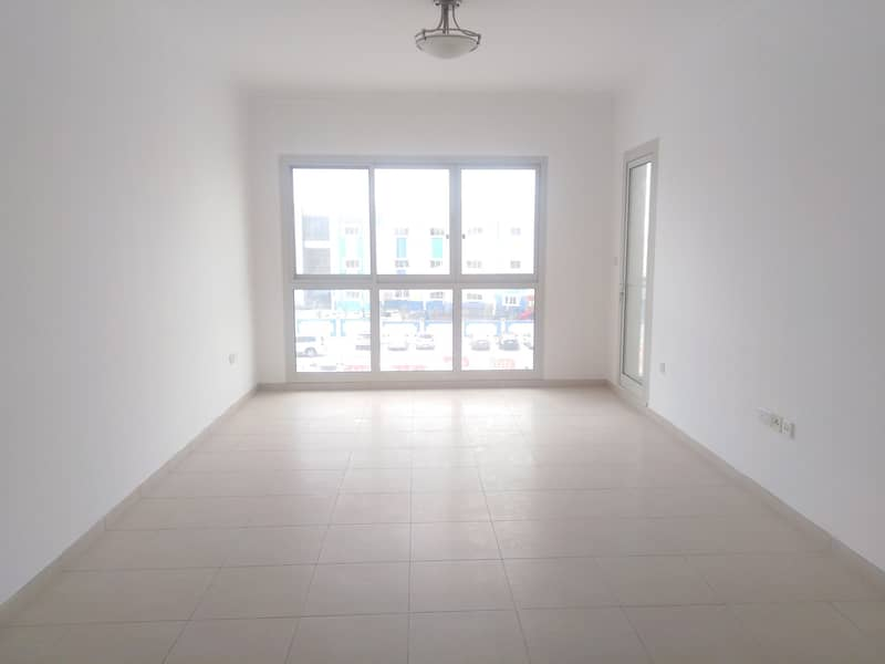 Spacious 1 Bedroom with  all facilities at prime location in just 33K