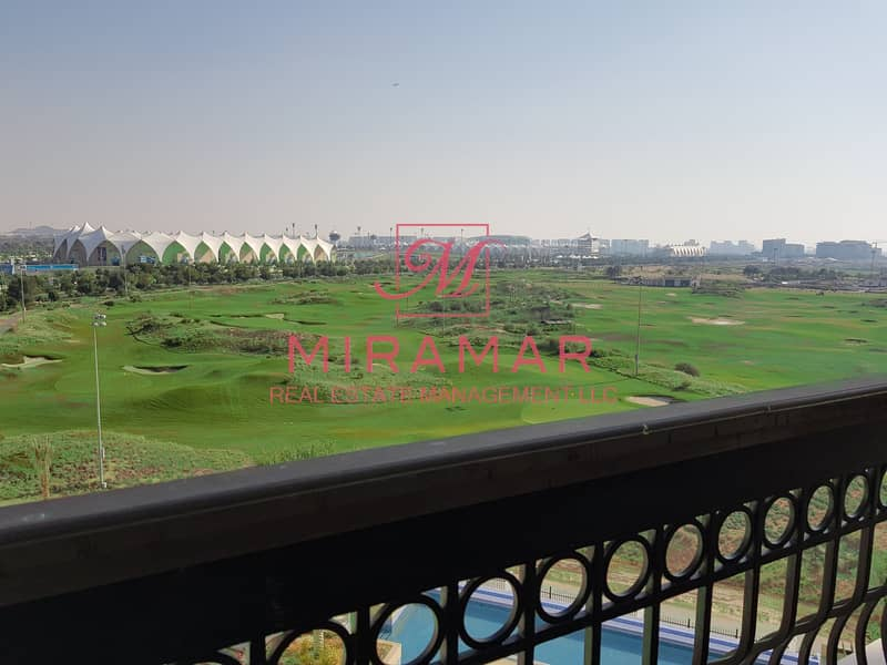 2 GOLF COURSE VIEW!!! SPACIOUS 2B APARTMENT WITH MAID'S ROOM!! READY TO MOVE IN!