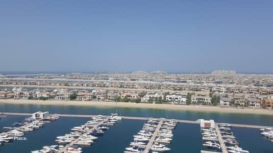 2 Bedroom Apartment for Sale in Palm Jumeirah, Dubai - Full sea view 2 bedroom apartment Type C