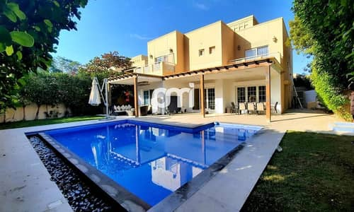 5 Bedroom Villa for Sale in The Meadows, Dubai - Exclusive | Type 16 | Furnished | Minutes from Community Mall