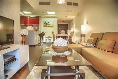 1 Bedroom Flat for Sale in Jumeirah Lake Towers (JLT), Dubai - 1 Bed | Upgraded | Furnished | Vacant On Transfer
