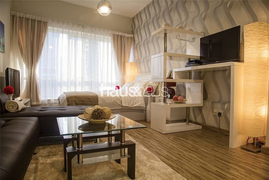Large Studio   Vacant On Transfer   Furnished