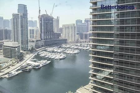 1 Bedroom Apartment for Rent in Dubai Marina, Dubai - Marina View | Large Layout | High Floor