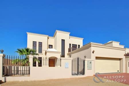 فیلا 4 غرف نوم للبيع في جميرا بارك، دبي - Exclusive | Unique 4Bed Villa | Single Row