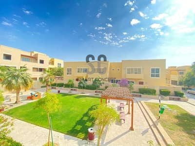 3 Bedroom Townhouse for Sale in Al Raha Gardens, Abu Dhabi - New To Market |Type S | 3 Balconies | Garden