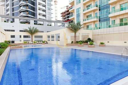 Studio for Rent in Dubai Marina, Dubai - Spacious Studio | Balcony with Panoramic Sea view