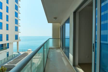 1 Bedroom Flat for Rent in Al Marjan Island, Ras Al Khaimah - Partial Sea View | Chiller Free | Affordable Utilities