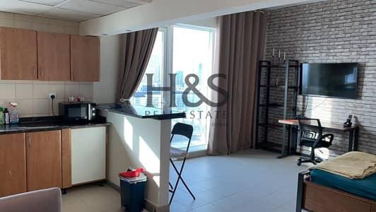 Studio for Rent in Dubai Sports City, Dubai - Fully Furnished Studio I High Floor I Ready to Move