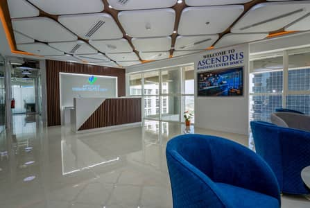 Office for Rent in Jumeirah Lake Towers (JLT), Dubai - Stylish furnished offices | Amazing discounts!