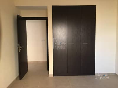 2 Bedroom Flat for Rent in Remraam, Dubai - 2 Bed | Open Kitchen | Well Maintained