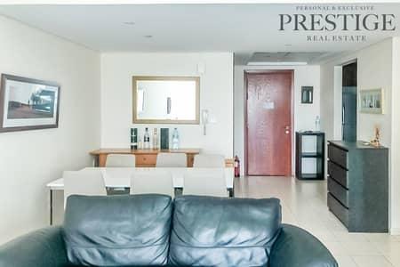 3 Bedroom Apartment for Rent in Jumeirah Lake Towers (JLT), Dubai - 3BR + Maid | High Floor | Lake View | JLT