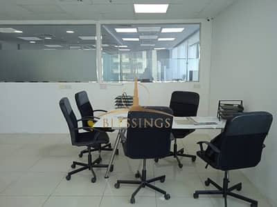 Vacant Office | Semi-Furnished | 2 Parking