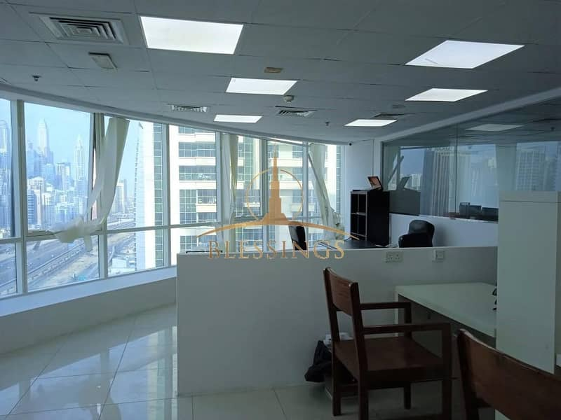 2 Vacant Office | Semi-Furnished | 2 Parking