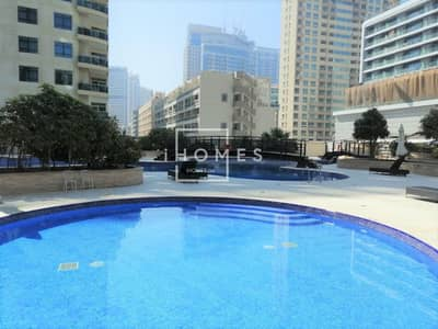 4 Bedroom Apartment for Rent in Dubai Marina, Dubai - 4BR+Maid | Fully Furnished | Pool view