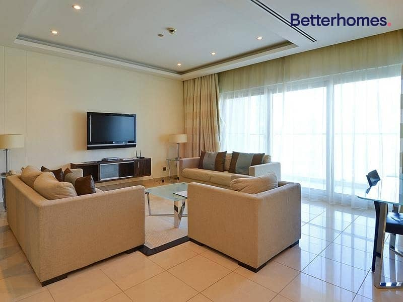 2 Fully Furnished | Deluxe Apartment | High Floor