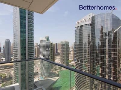 فلیٹ 3 غرف نوم للايجار في أبراج بحيرات الجميرا، دبي - Fully Furnished | Deluxe Apartment | High Floor